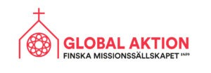 Global aktion, logo.